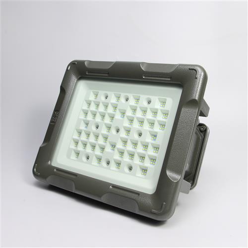 LED防爆灯已经完全替代了传统的加油站三防灯具,安全第一