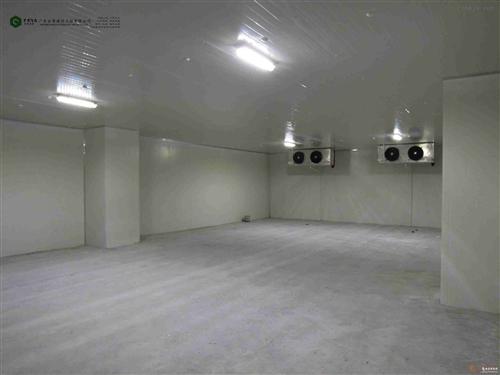 广州冷库工程,冷库安装是设备组成这样的么?