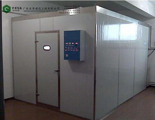 冷库工程,冷库安装结构种类是低温冷冻么?
