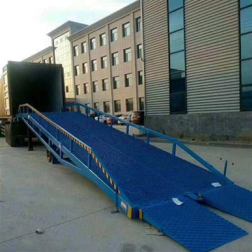 内蒙古货车装卸设备升降平台登车桥厂家