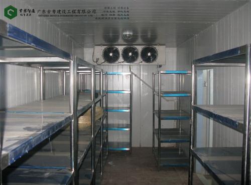 广州冷库工程,影响冷库制冷速度有哪些因素