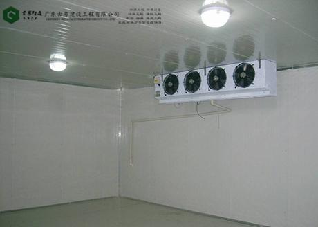 广东冷库安装厂家建一个冷库需要多少钱
