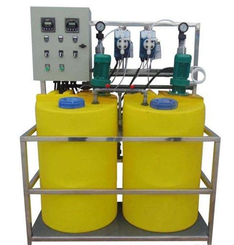 污水处理设备中加药装置起什么作用