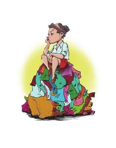 香港货物销毁对捐赠来的衣物需求很大,现在大家的旧衣物是怎么处理的呢?