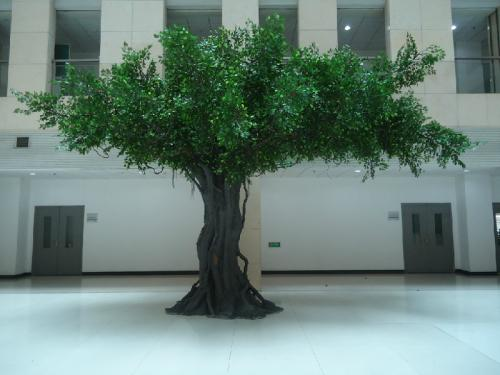 被更多人接受和喜愛的仿真樹行業前景