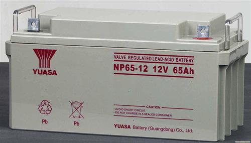 汤浅蓄电池技术参数