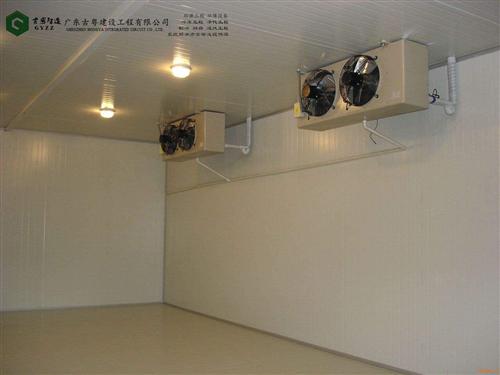 广州冷库工程,气调保鲜库与冷藏保鲜库特点