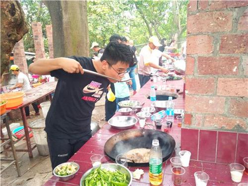 深圳柴火野炊農家樂自己動手做飯的農莊推薦