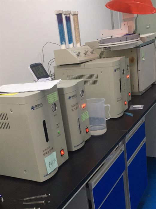 农产品检测实验室常见的仪器设备和实验室家具有哪些?