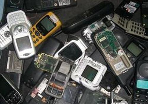 回收废旧电子设备提取出黄金,跨界思维成就新的产业链