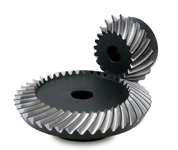 伞齿轮的主要特点和功用