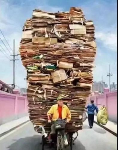 """香港废品回收行業步入""""微利時代""""?"""