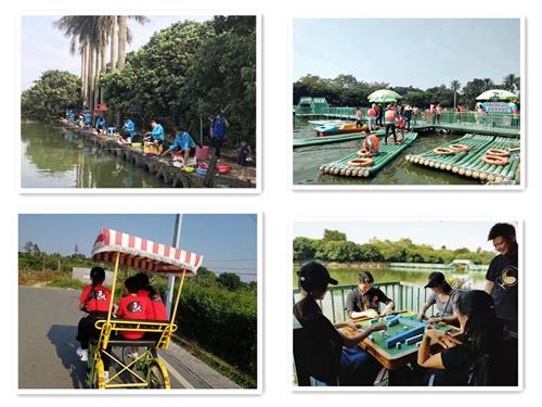 深度体验深圳农家乐一日游比较惬意的野炊烧烤公司团建活动的好去处