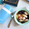 美味食谱分享--暖身山药排骨木耳汤