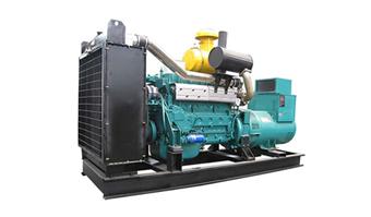 300kw柴油发电机型号是什么?