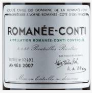 罗曼尼·康帝(罗曼尼·康帝特级园)干红葡萄酒