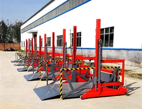 2吨3吨移动装车平台,卸货平台现货热销