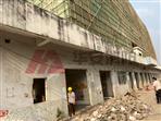 沙井公寓消防主体施工