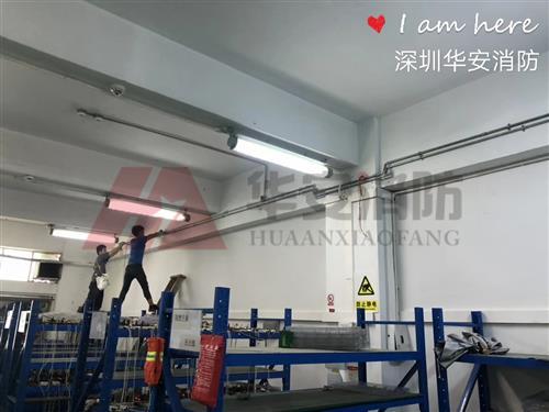 消防喷淋管可以使用PVC管吗 深圳188金宝搏吧消防