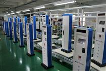 低壓柜抽屜組裝 自動化流水線