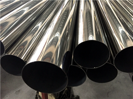 What impact does nickel pollution in the stainless steel industry have on the environment?