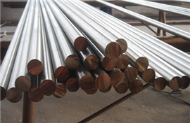 What is the role of chromium in stainless steel?