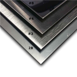 What are the basic stainless steel surface treatment processes?