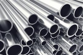 Ferritic antibacterial stainless steel