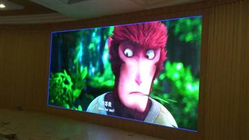 小间距led显示屏为何倍受青睐?
