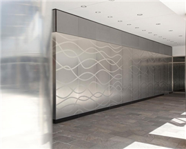 Maintenance and maintenance of stainless steel building decoration materials