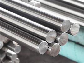 Stainless steel round steel welding method