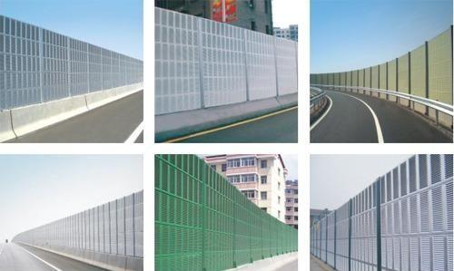 声屏障工程,公路隔音屏有那些技术概述?