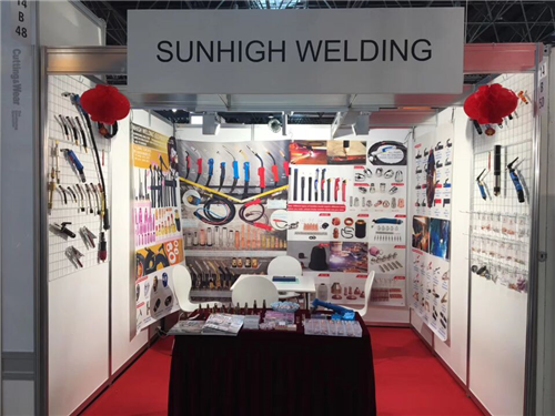 2017 German Welding and Cutting Exhibition