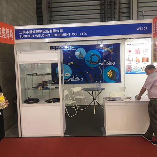 2019 THE 24th Shanghai Essen Welding & Cutting Fair