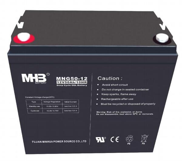 闽华电池MS小型密闭系列货源充足