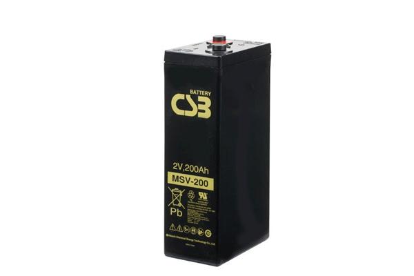 台湾CSB蓄电池有哪些特性