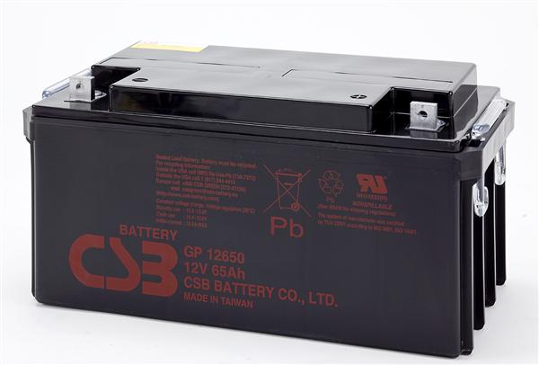 台湾CSB蓄电池GP12650货源充足