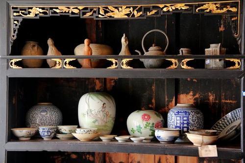 回收老瓷器什么是包浆?