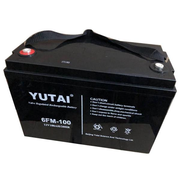 宇泰蓄电池使用环境