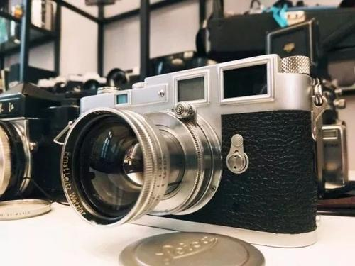 回收老相机收藏价值与品牌介绍!