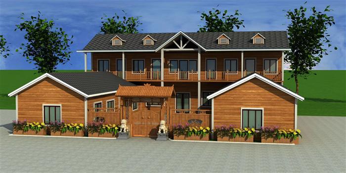 木材,环保可再生,设计可持续