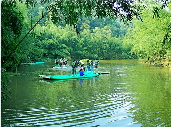 广州帽峰山生态园经典团建一天方案