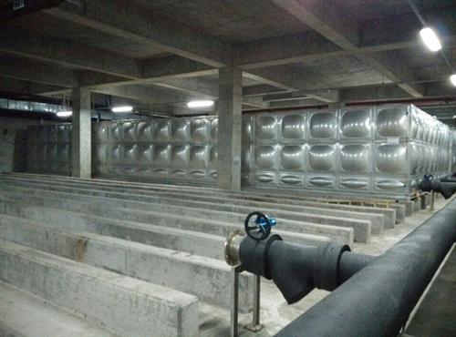 海南不锈钢水箱应用范围及优点