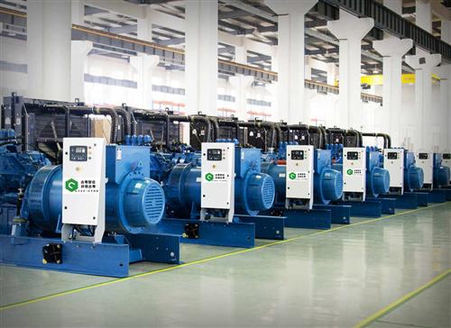 佛山发电机:低压电气安全接地线的规定
