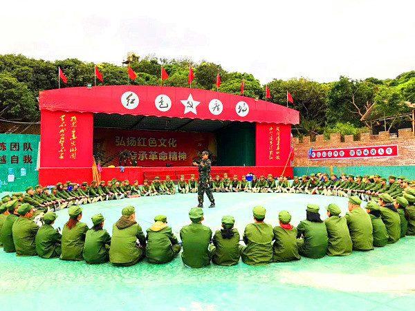 东莞党建培训基地-适合政府及企事业单位党建培训的基地介绍