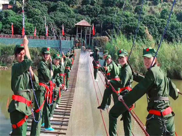 红军长征重要战役之飞夺泸定桥-万荔红色教育基地党建培训项目