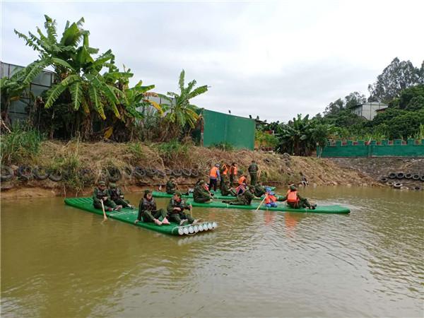 红军长征重要战役之四渡赤水—万荔红色教育基地党建培训项目