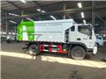 福田瑞沃垃圾车生产厂家