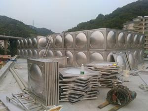 海南不锈钢水箱工地现场需要那些制作流程