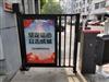 成都小区安装广告门有哪些优势?